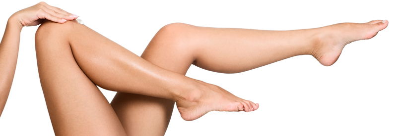 эпиляция ног воском